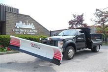 2008 Ford F-550 ONLY 110498km,4