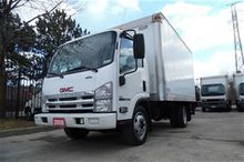 2008 GMC W5500 HD Low km,1 owne