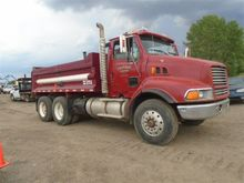1999 Sterling A9500 T/A DUMP TR