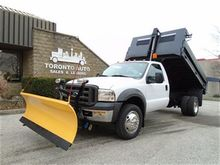 2005 Ford F-550 LOW,LOW km,4X4,