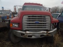 1997 Ford F700 CAB & C HASSIS