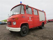 1980 MERCEDES-BENZ L 608 D