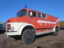 1973 MERCEDES-BENZ LAF 1113