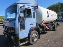 1986 VOLVO FL6-165 GAS/LPG