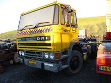 1988 DAF 1700 TURBO