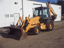 Used CASE 580SL II i