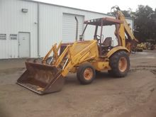 Used 1991 CASE 580SK