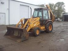 Used 1994 CASE 580SK