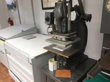 Kensol K 36 hotfoil press 12297