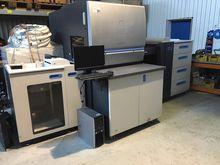 2007 HP Indigo press 5500 12346