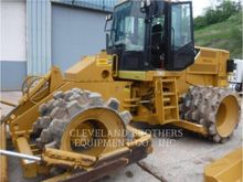 2011 Caterpillar 815FII