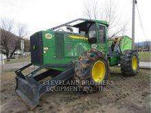 2015 Deere & Co. 640L