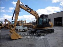 2015 Caterpillar 313FL GC