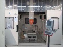 2001 Zimmermann FZ 37 CNC 5-Axi