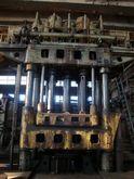 1985 2, 000 Ton Hydraulic Head