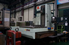 2004 Kuraki KBT-11WA CNC Table