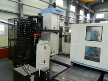 2011 Doosan DBC 130 CNC Table T