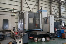 2010 Doosan DBC 130 CNC Table T