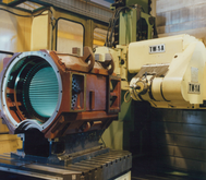 Pama TW 1-A CNC 5-Axis Continuo