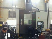 2011 Hankook VTC 140F CNC Verti