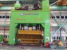 2013 CIM TEK HP7000 7, 000 Ton