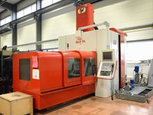 2009 FPT Raid XL CNC Vertical M