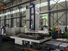 2012 HNK HB-150S CNC Table Type