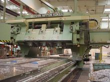1999 SNK PM-6B 3 Spindle Two Ga