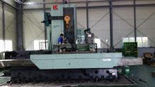 2000 Kuraki KBT-13A CNC Table T