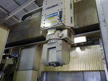 2003 Okuma MCR-B11-HP CNC 5-Axi