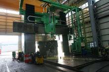 2011 HNK HPM-45L CNC Double Col