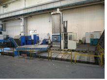 2008 Juaristi TS5MG50 CNC Table