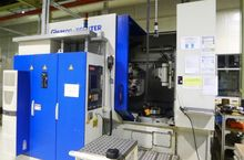 2008 Gleason Pfauter P 400 CNC