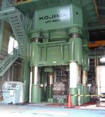 2007 Kojima HFP-9000 9, 000 Ton