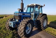 Used FORD 8630 in Wi