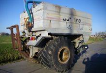 Schouten 10,000 liter tank