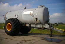 BSA pomptankwagen