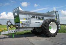 Joskin Tetrax new tank