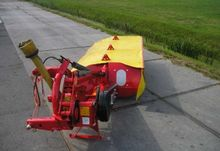 Lely front mowers