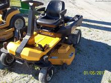 2014 Cub Cadet Z FORCE S