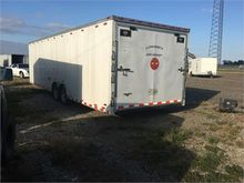 2007 PACE CARGO TRAILER