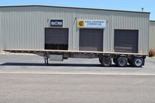 1989 LUFKIN Trailer - Flatbed