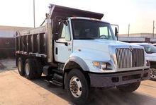 2007 INTERNATIONAL 7500 Truck -