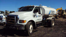 2007 FORD F750 Truck - Water