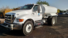 2012 FORD F750 Truck - Water