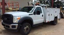 2011 FORD F550 Truck - Mechanic