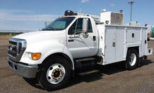 2005 FORD F650 Truck - Mechanic