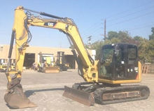 2012 CATERPILLAR 308E CR Excava