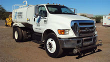 2006 FORD F750 XL Truck - Water