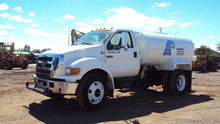 2006 FORD F650 Truck - Water